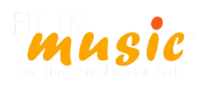 FIT IN Music Logo